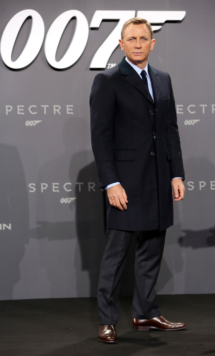 The new 'James Bond' has been announced