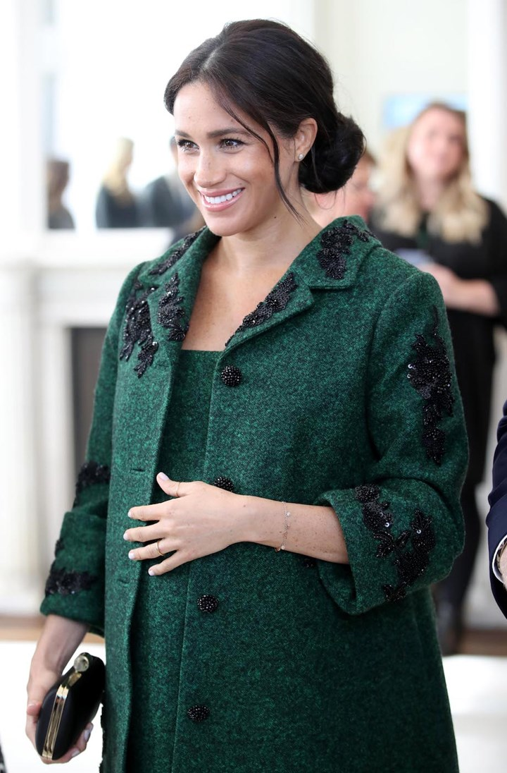 The reason Meghan Markle has changed her signature hair style post-pregnancy