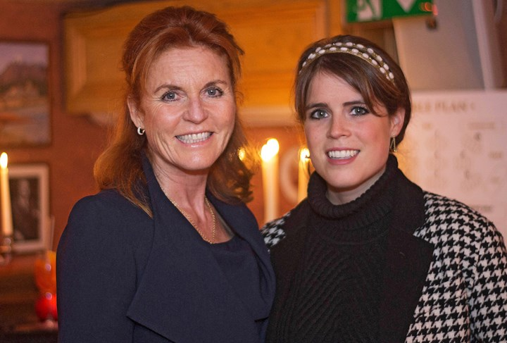 Princess Eugenie caught in terrifying mugging