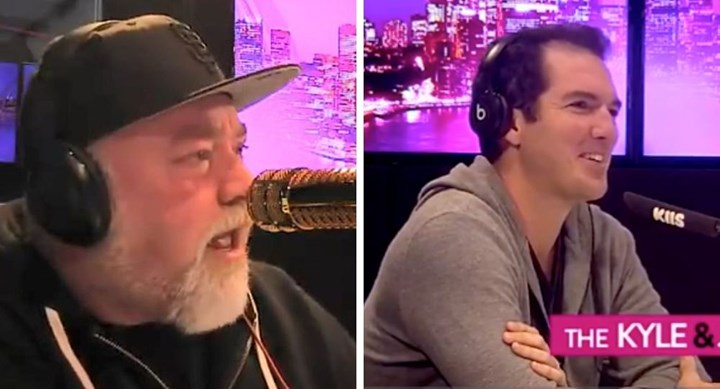 WATCH: Kyle Sandilands and Peter Stefanovic clash over Today show sacking