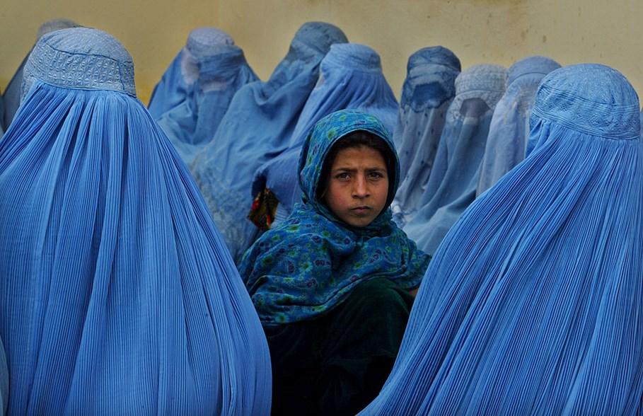 Why Women Wear The Burqa