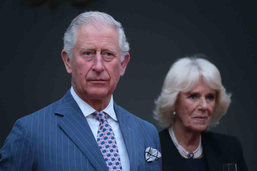 Resultado de imagen de prince charles of wales scared