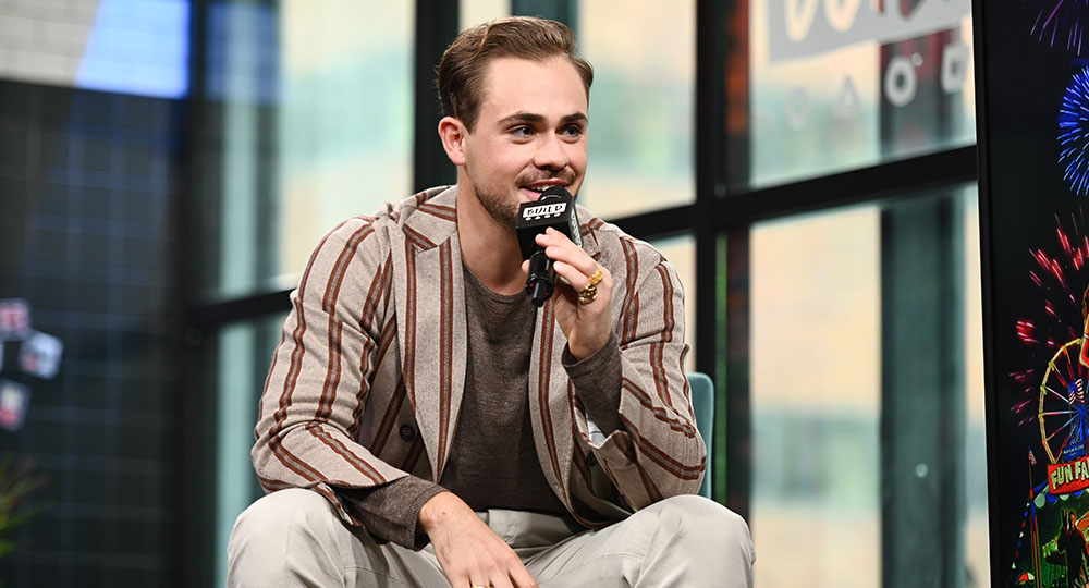 Stranger Things Dacre Montgomery reveals he was too fat to