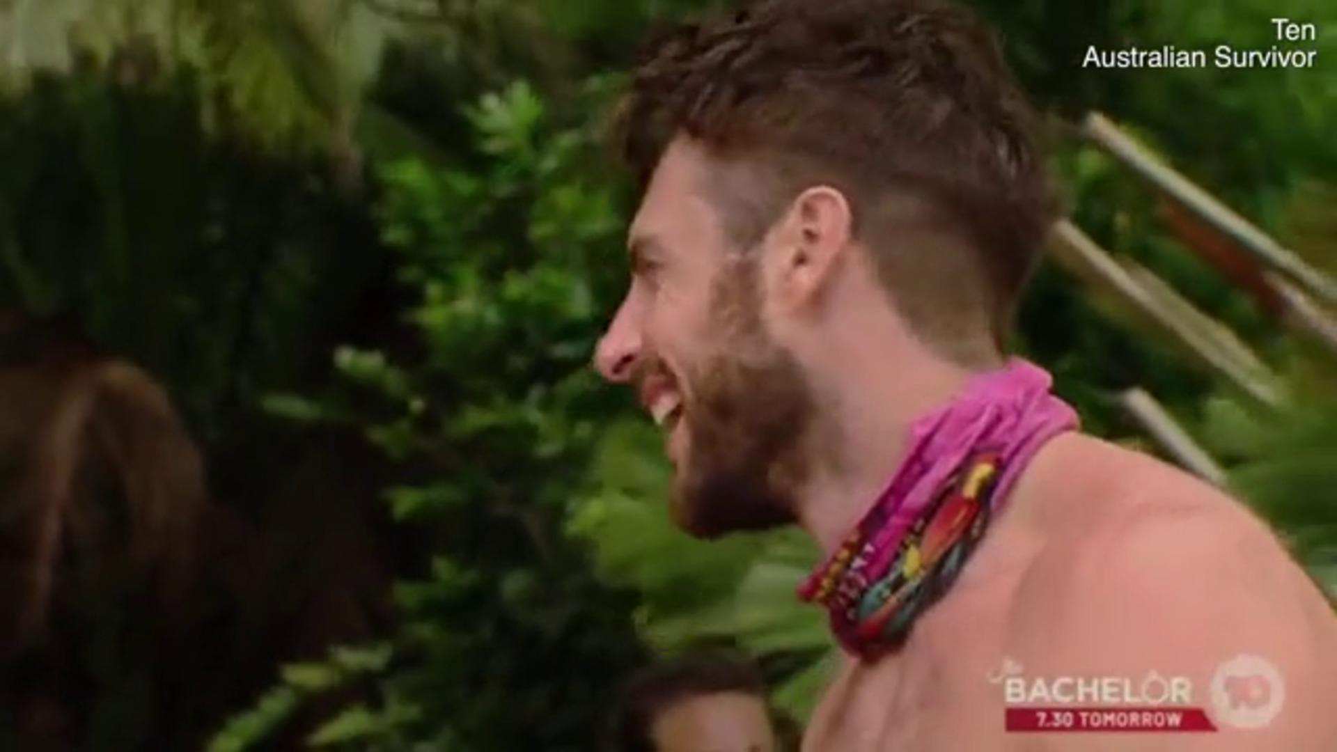 Angie Survivor survivor fans blast daisy for gushing over megan gale's fiancé shaun hampson
