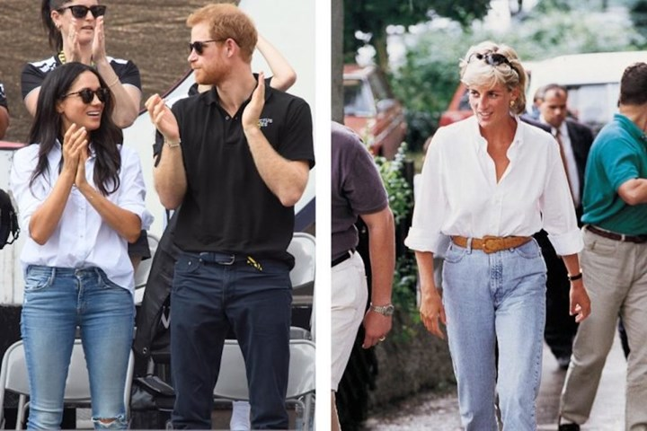 Meghan Markle's bizarre obsession with Princess Diana - and what Harry thinks of it