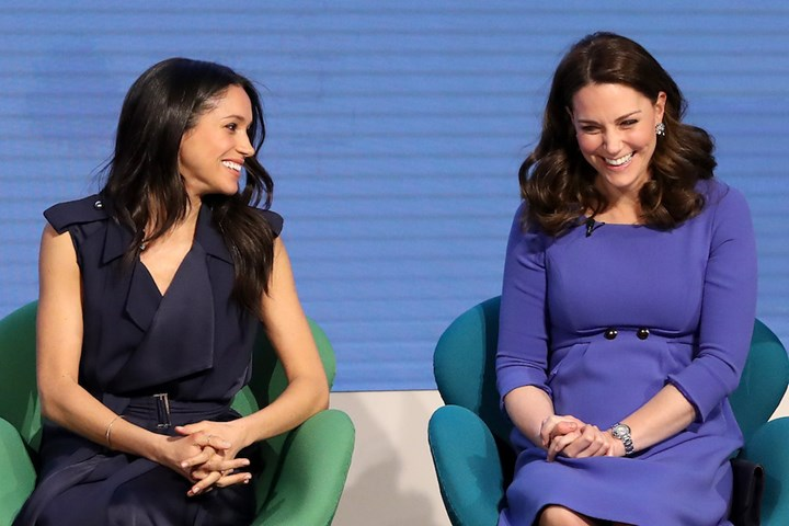 Royal baby frenzy: Meghan Markle and Kate Middleton 'both pregnant'