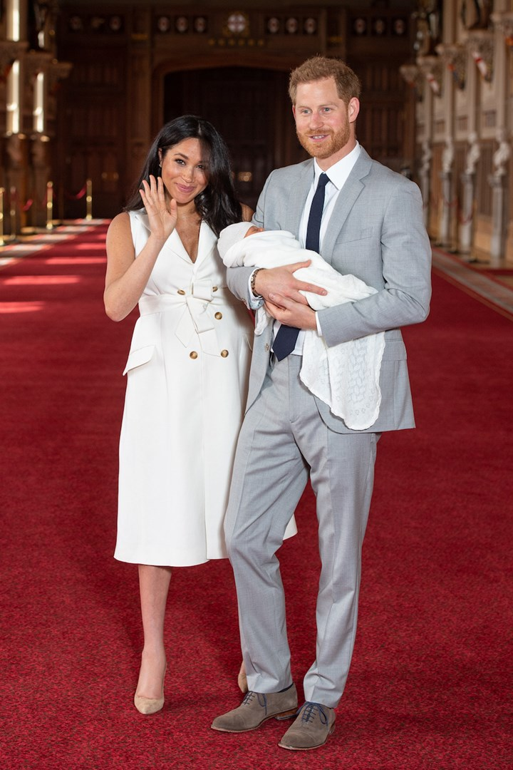 Meghan and Harry take Archie on first holiday – to wild party island Ibiza!