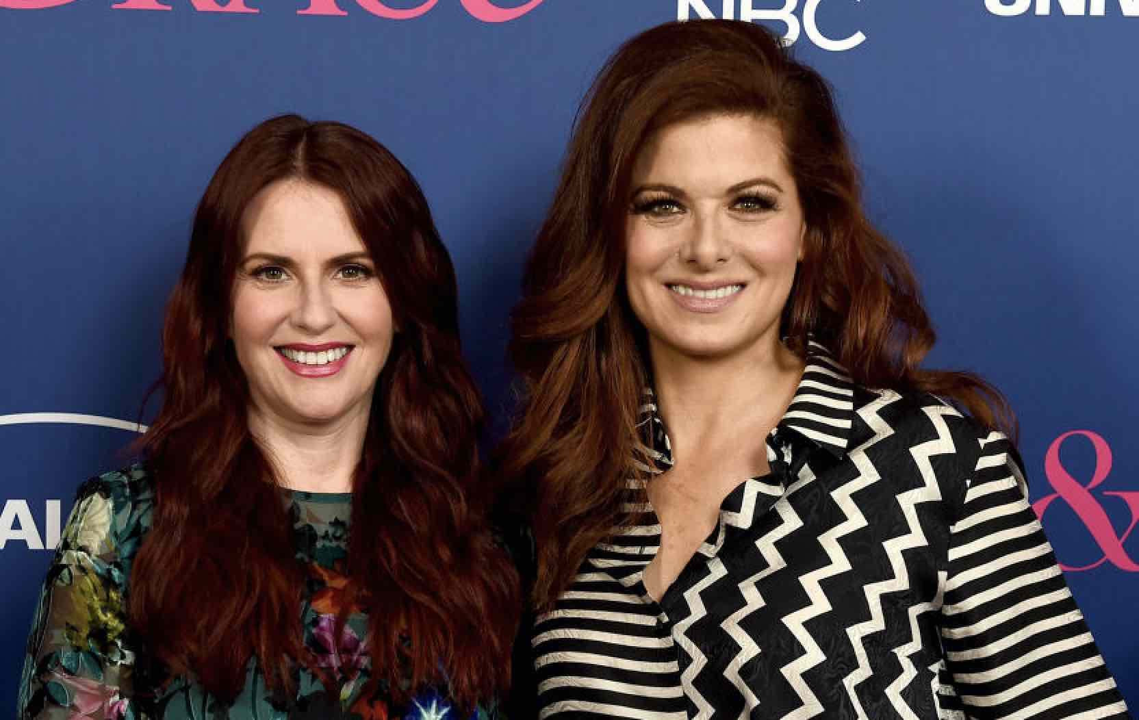 Debra Messing weight gain