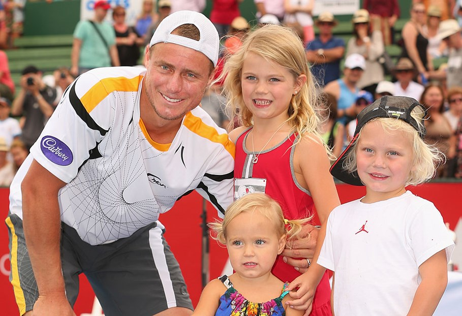 Everything You Need To Know About Lleyton Hewitt's Kids