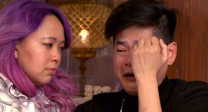 Gogglebox star breaks down as he reveals loss of baby