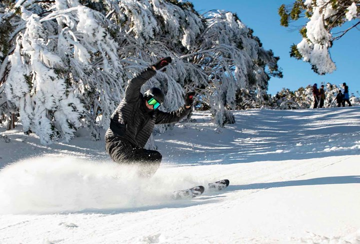 Aussie ski holidays: Howling good fun at Mount Baw Baw
