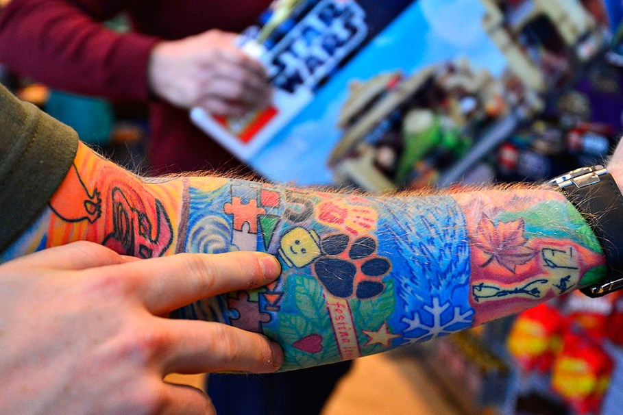All About Ed Sheeran's Tattoos