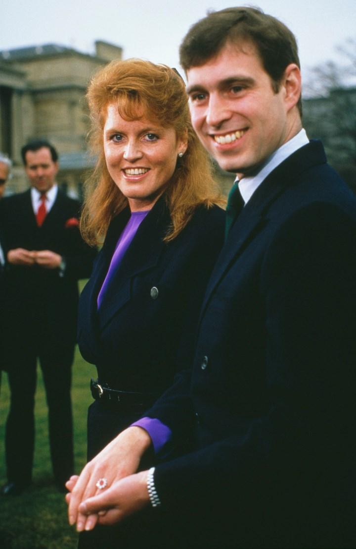 Prince Philip 'bullies' Prince Andrew over Sarah Ferguson