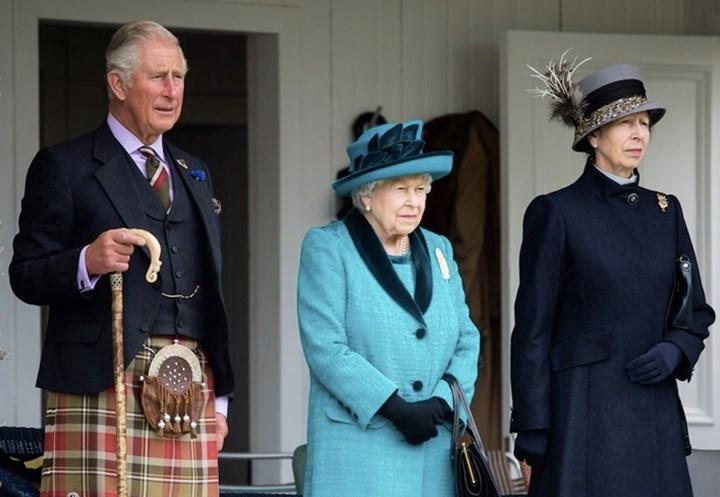 Royal fury over Princess Anne's 'bad tempered behaviour'