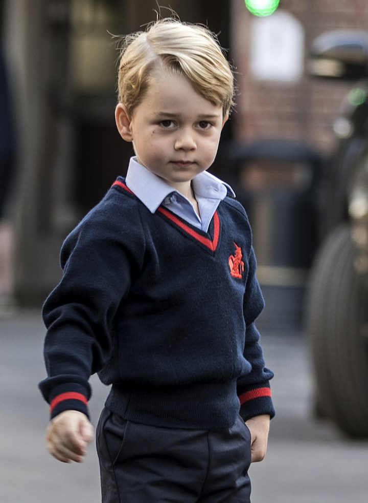Prince George's amazing school curriculum has been announced