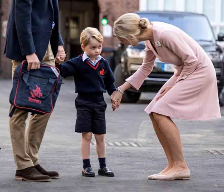 Prince George ballet joy: he's just like his grandmother Princess Diana