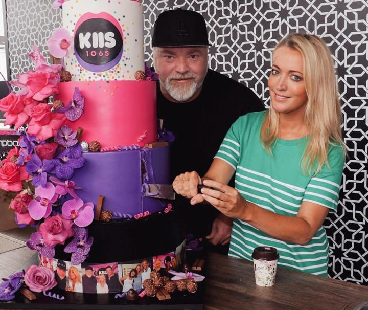 Kyle Sandilands cried after finding his girlfriend sleeping with his best mate