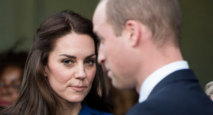 Kate Middleton's fury at Prince William: 'Stop behaving like this!'