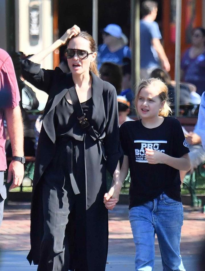SHOCK PHOTOS: Angelina Jolie's hell - I'm really struggling