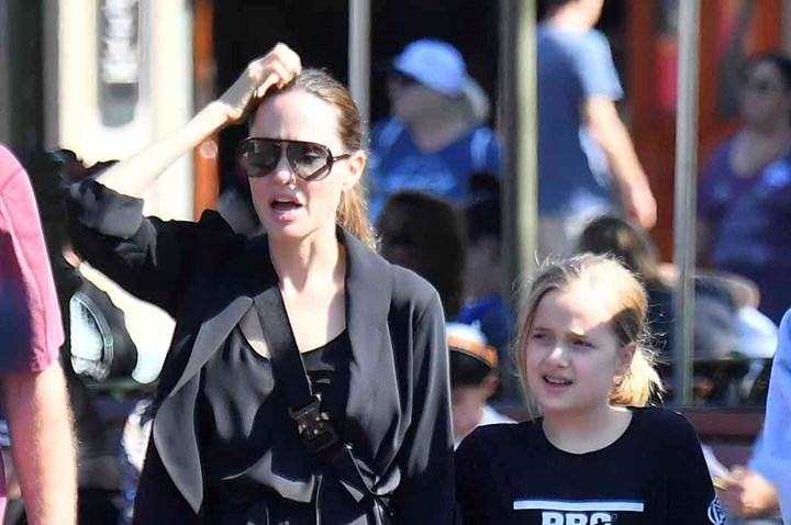 BREAKING: Angelina Jolie in baby adoption shock after son Maddox and 'new lover' both split