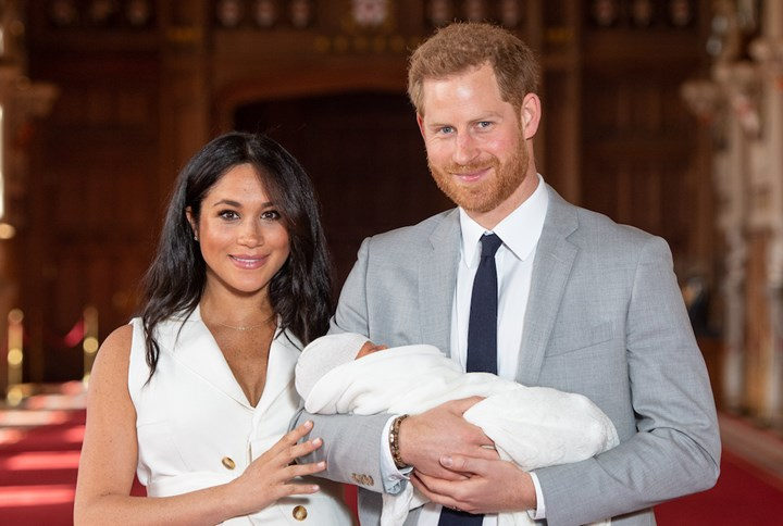 Meghan Markle's fears for baby Archie