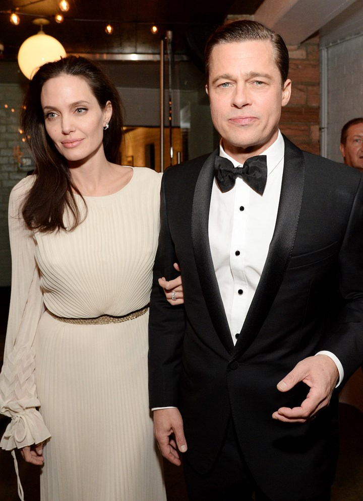 Brad Pitt's shock confession: Why I stopped drinking after Angelia Jolie split