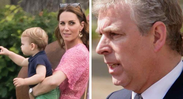 Us Report Kate Middleton Confronts Prince Andrew Over Shock Claims New Idea Magazine