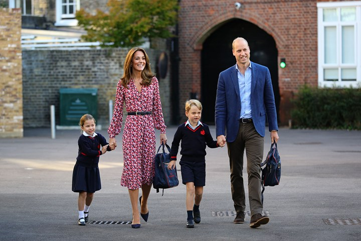 Prince George's school friends vetted before play dates
