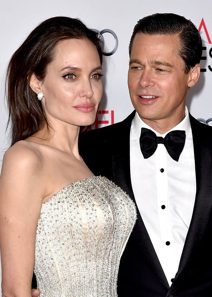 Confirmed Brad Pitt And Angelina Jolie Back Together New Idea Magazine