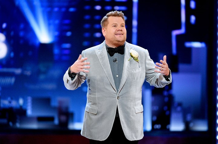 Is James Corden set to star on The Masked Singer?