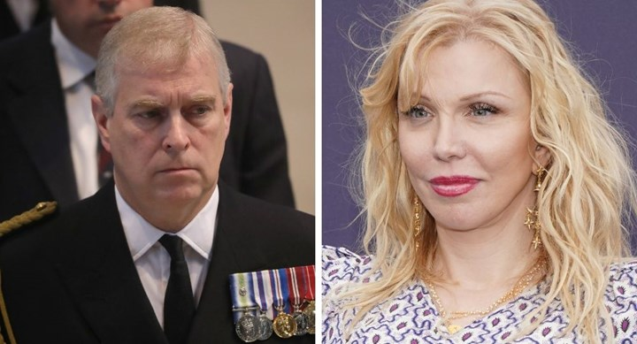Rock star makes sex accusation against Prince Andrew