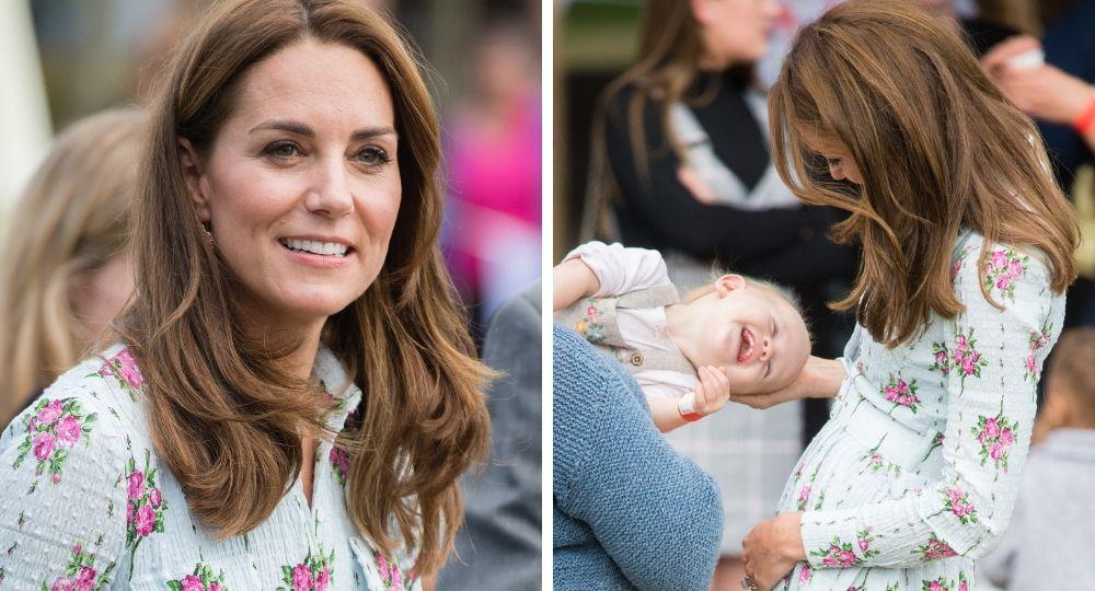 Image result for Kate Middleton pregnant ?