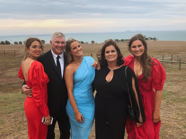 Danny Frawley's wife opens up about his deteriorating mental health before death