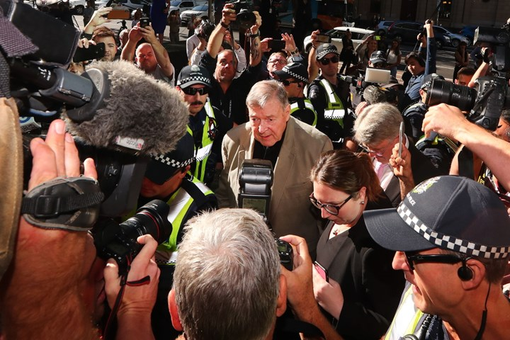 Inside disgraced Cardinal George Pell's prison hell