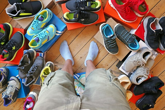 Customise Your Shoes Online With These 6 Sites