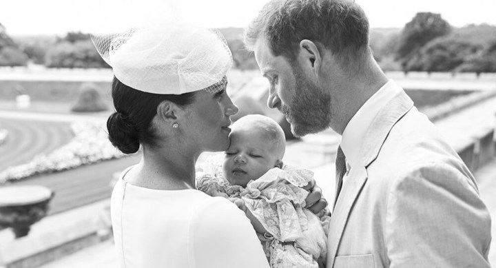 Baby Archie denied special royal milestone   New Idea Magazine