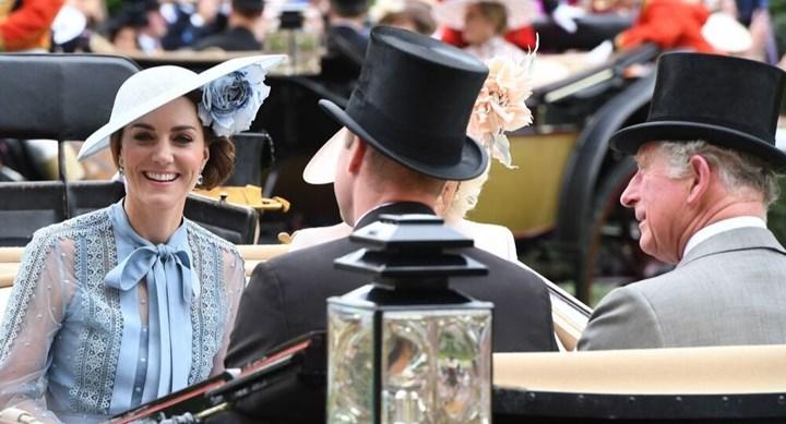 Royal shock: How Prince Charles makes Kate Middleton 'nervous'