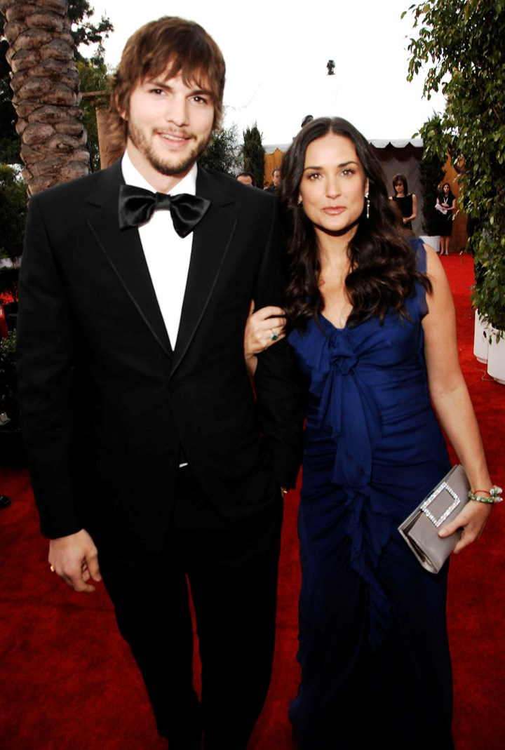 Ashton Kutcher lashes out amid Demi Moore accusations