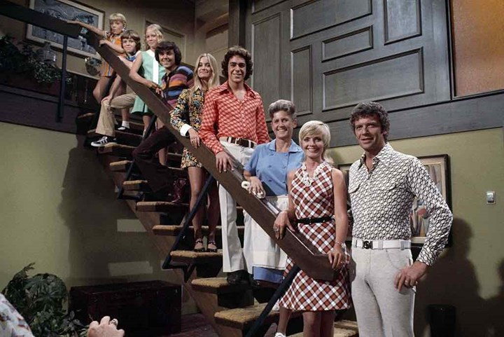 The Brady Bunch star tells: New show healed Marcia and Jan's real-life feud