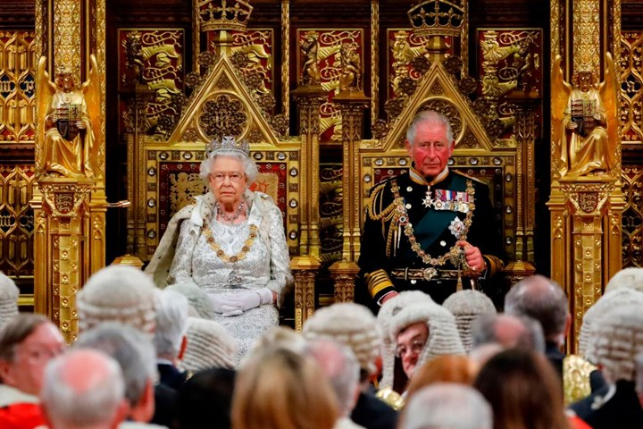The hint that proves Prince Charles is preparing to take over from The Queen