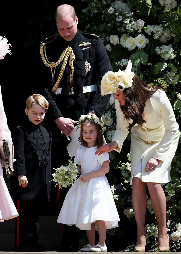 Prince Louis' new role revealed