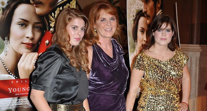 Princess Beatrice 'stars in Hollywood film'