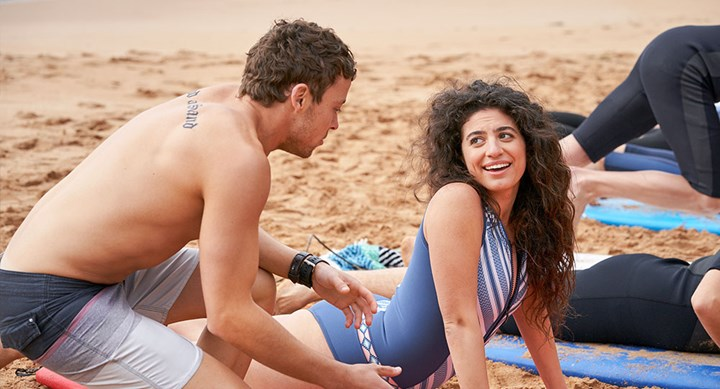 Home and Away: Dean targeted by hot newcomer