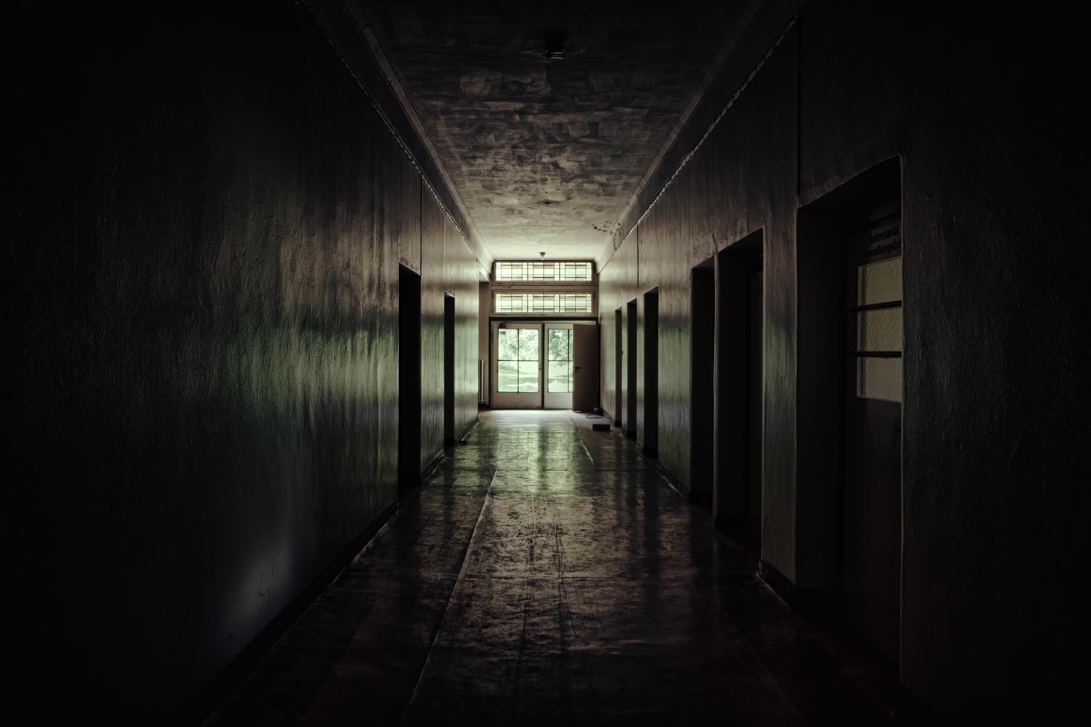Abandoned Places Perth Houses Buildings Factories New Idea Magazine