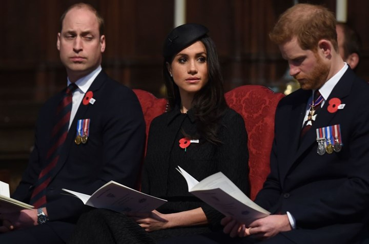 How Prince William sparked Prince Harry feud with this Meghan Markle dig