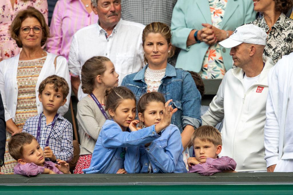 Roger Federer's Wife: Who is Mirka Federer?