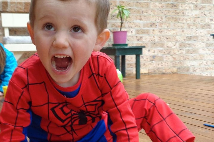 Previously unseen photos of missing boy William Tyrrell are released