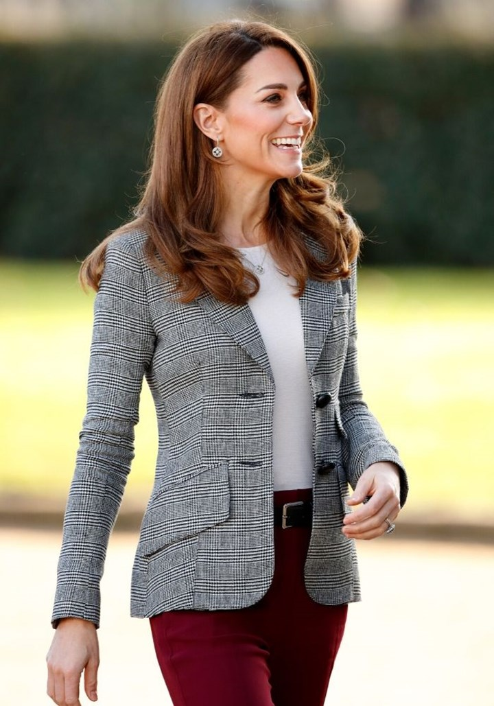 WATCH: Kate Middleton's shocking fall