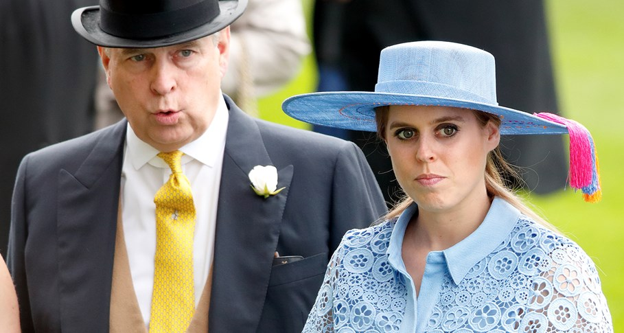 Princess Beatrice's wedding ruined by Prince Andrew scandal