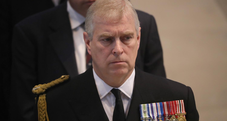 Prince Andrew's family dump him during birthday celebrations - New Idea